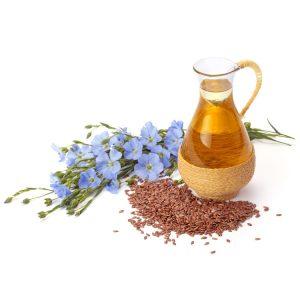 Олія насіння льону в косметиці