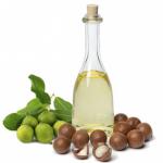 Натуральна косметика з олією макадамії