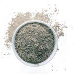 Зелена глина в натуральній косметиці